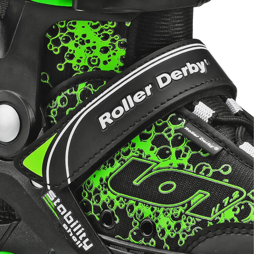 Roller Derby ION 7.2 Adjustable Inline - Boys