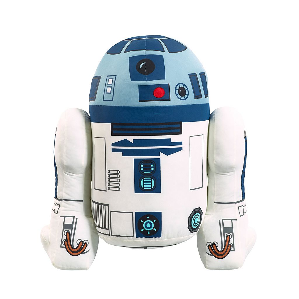 Star Wars: Episode VII The Force Awakens 24-in. Super Deluxe Talking R2-D2 Plush