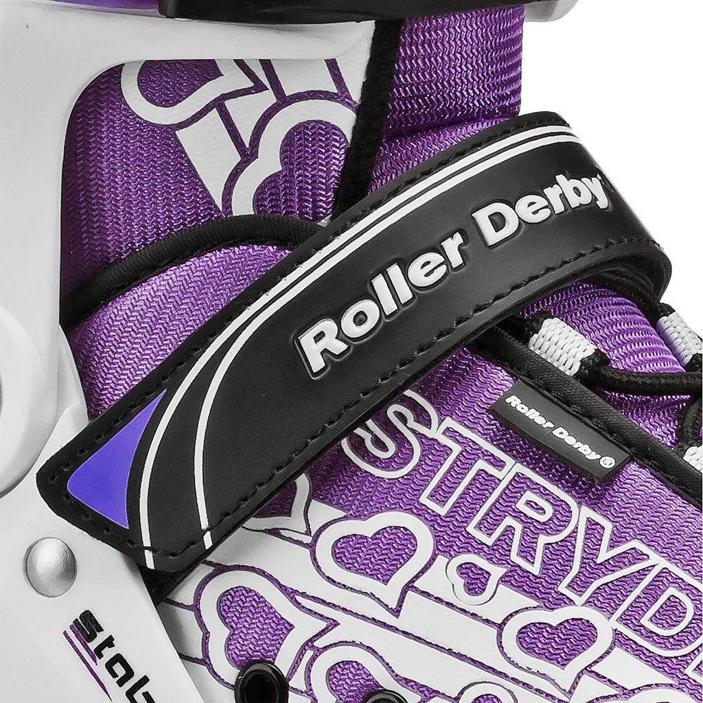 Roller Derby Stryde Adjustable Inline - Girls