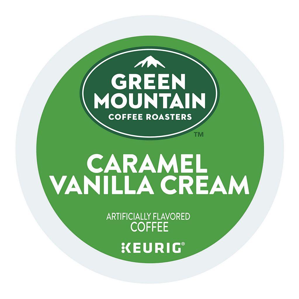 Keurig® K-Cup® Pod Green Mountain Coffee Caramel Vanilla Cream - 48-pk.