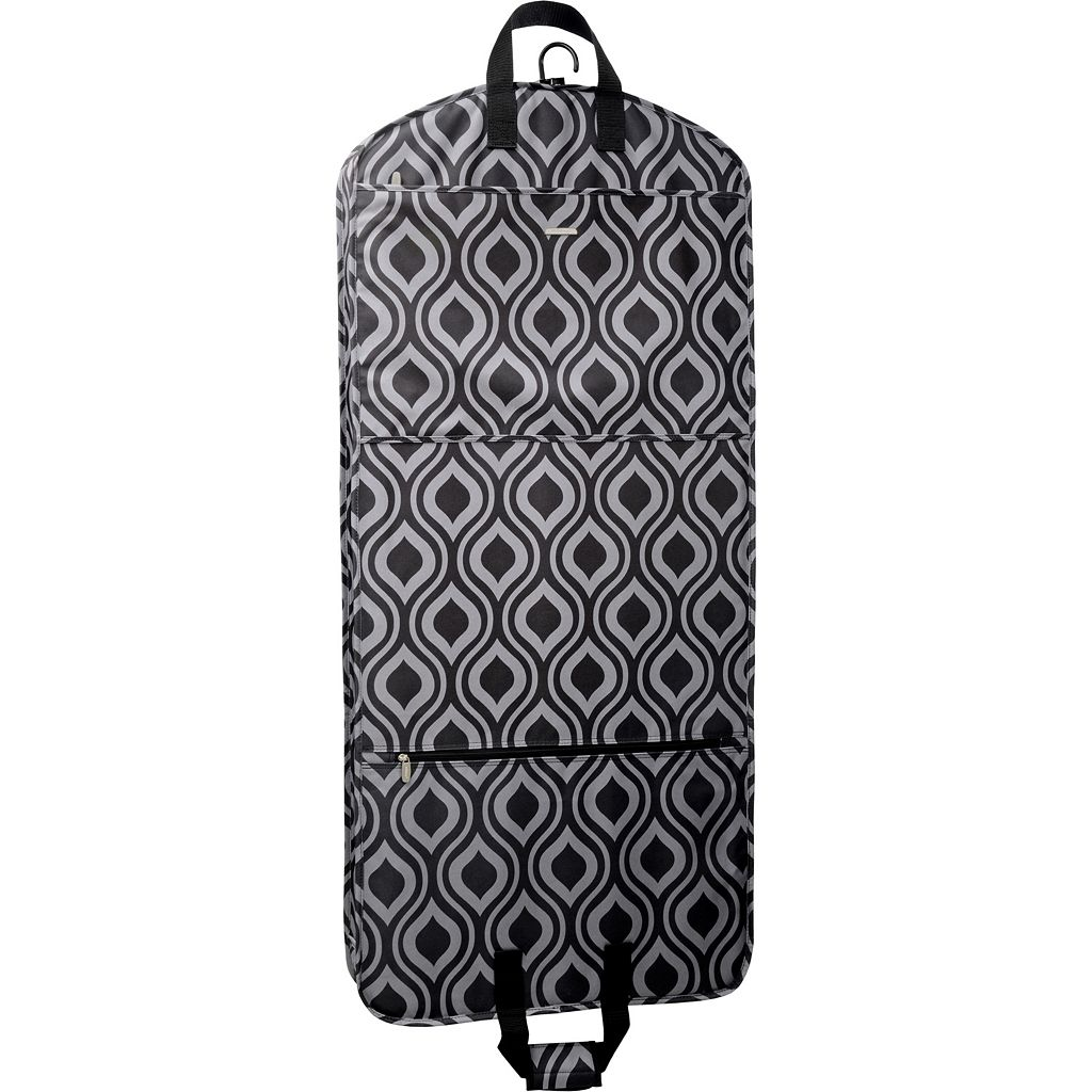 WallyBags 52-inch Pocketed Fashion Garment Bag