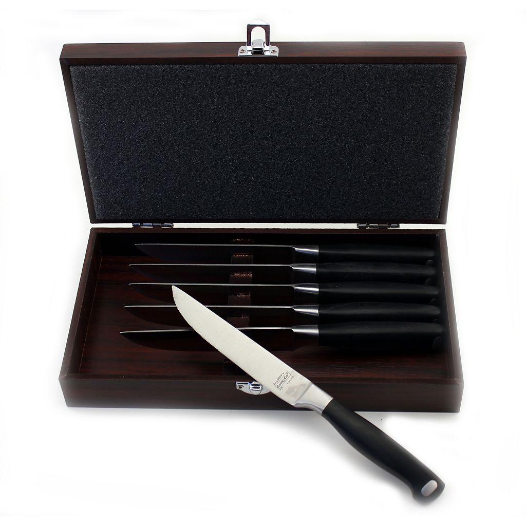 BergHOFF Bistro 7-pc. Steak Knife Set