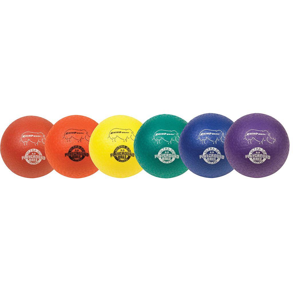 Champion Sports 6-pk. Rhino Skin Playground Ball Set