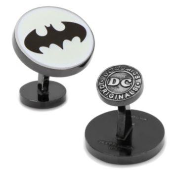 DC Comics Batman Glow-in-the-Dark Cuff Links
