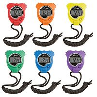 Champion Sports Stop Watch Set