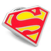 DC Comics Superman Shield Lapel Pin