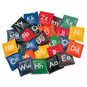 Champion Sports 26-pc. Alphabet Bean Bag Set