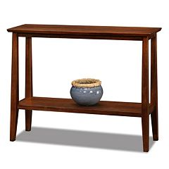 Leick Furniture Sienna Finish Sofa Table