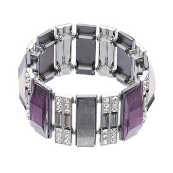 Jennifer Lopez Stretch Bracelet