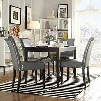 HomeVance 5 pc Larson Dining Set