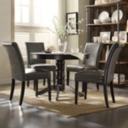 HomeVance 5-piece Amador Dining Set
