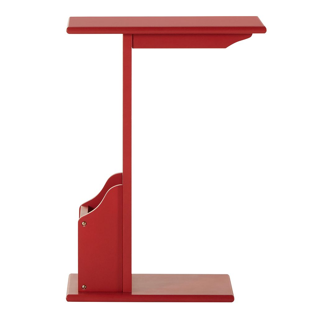HomeVance Galilee Chairside Table