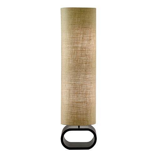 Adesso Harmony Burlap Floor Lamp
