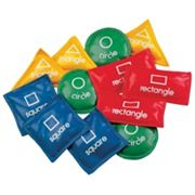 Champion Sports 12 pc Geometric Bean Bag Set