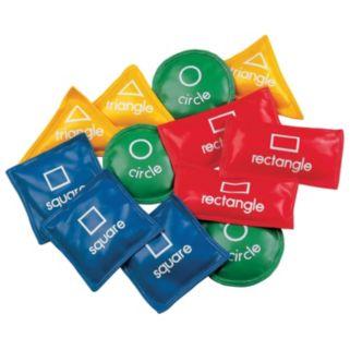 Champion Sports 12-pc. Geometric Bean Bag Set