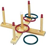 Champion Sports Ring Toss Set