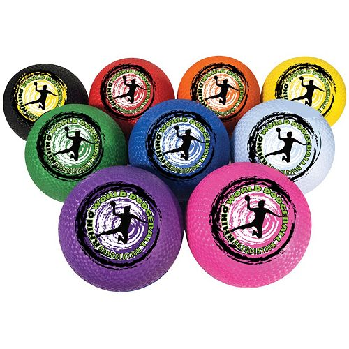 Champion Sports Rhino World Dodgeball Set