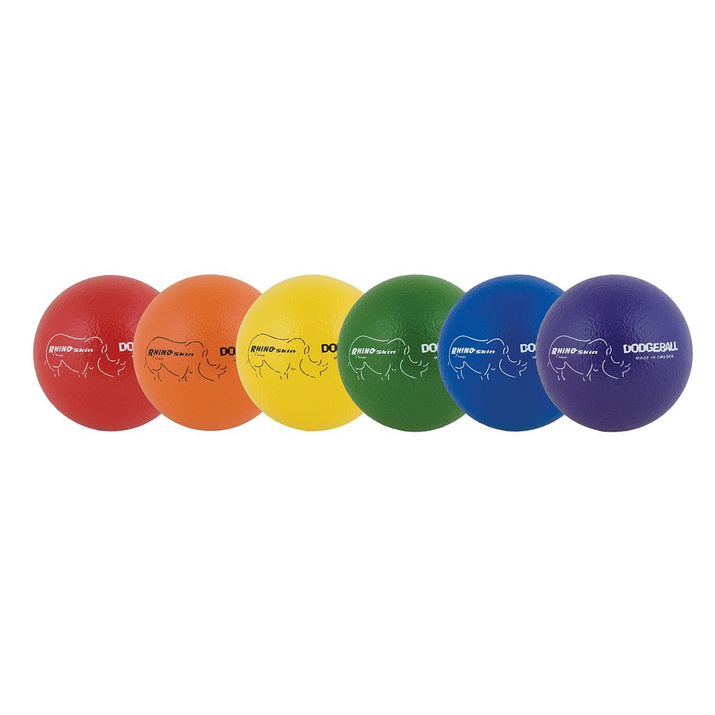 Champion Sports Rhino Skin Dodgeball Set