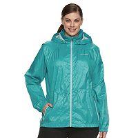 Plus Size Columbia Stone Creek Hooded Anorak Jacket