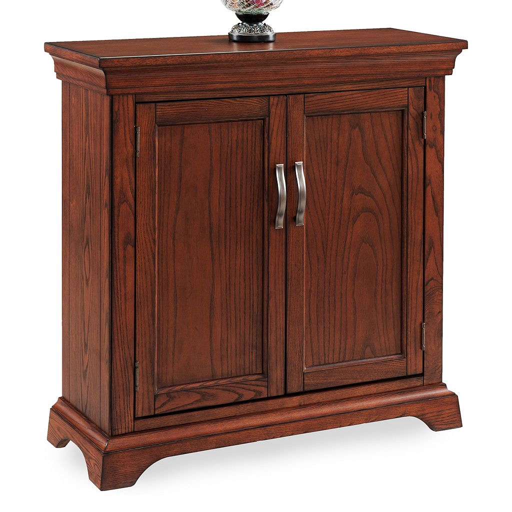 Leick Furniture Traditional Hall Cabinet