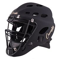 Champion Sports Hockey-Style Baseball Catcher's Helmet - Youth