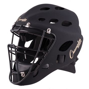 Champion Sports Hockey-Style Baseball Catcher's Helmet - Youth