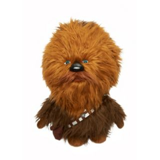 Star Wars: Episode VII The Force Awakens 24-in. Super Deluxe Talking Chewbacca Plush