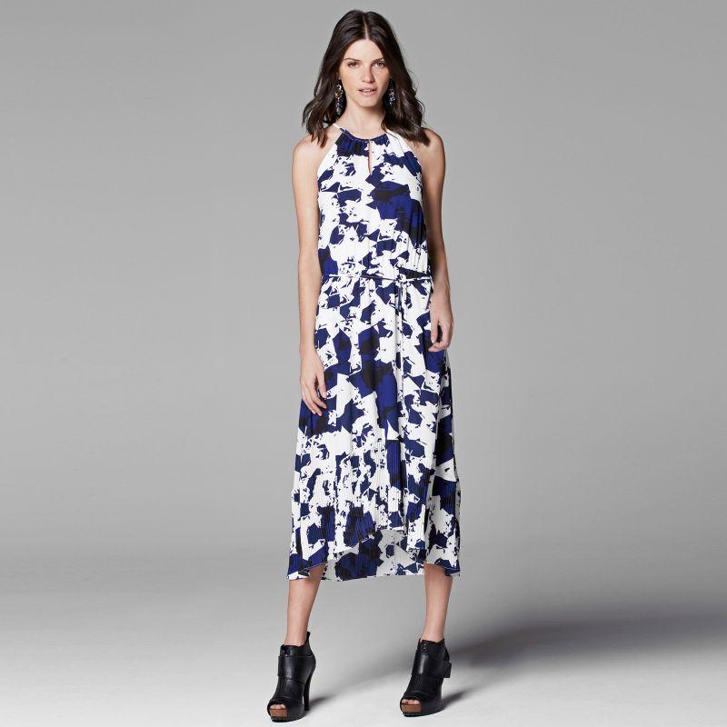 shop womens apparel dresses maxi midi brand vera wang