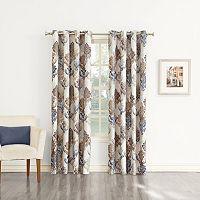 Sun Zero Alomar Thermal Lined Curtain