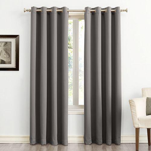 Sun Zero Ludlow Blackout Window Curtain
