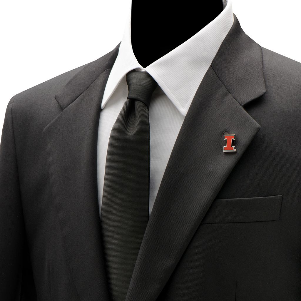Illinois Fighting Illini Lapel Pin