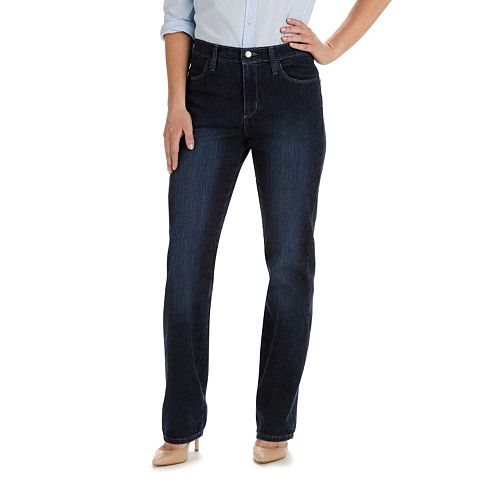 b3a01efe Women's Lee Relaxed Fit Straight Leg Jeans
