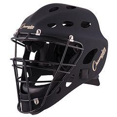 Champion Sports Hockey-Style Baseball Catcher's Helmet - Adult