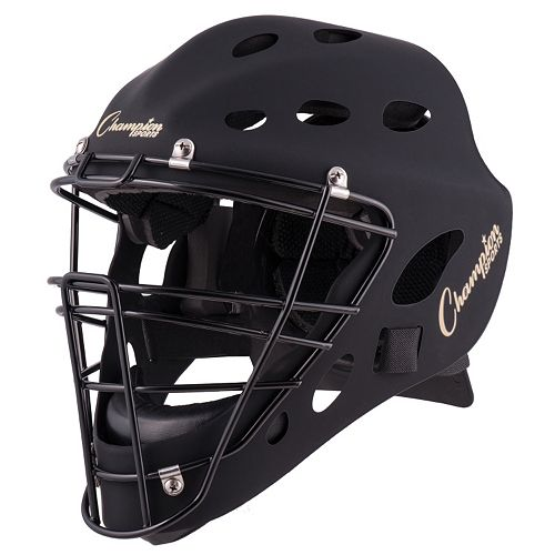 Champion Sports Hockey-Style Baseball Catcher's Helmet - Adult