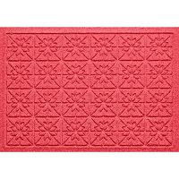 WaterGuard Star Quilt Indoor Outdoor Mat
