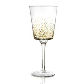 Fitz & Floyd Luster 4-pc. Red Wine Goblet Set