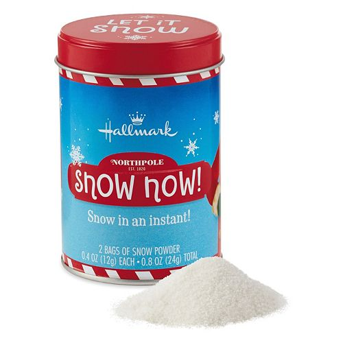 Hallmark Northpole Instant Play Snow Now