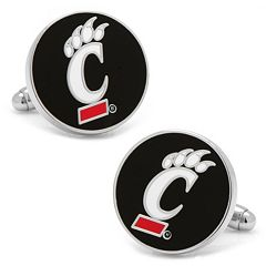 Cincinnati Bearcats Cuff Links