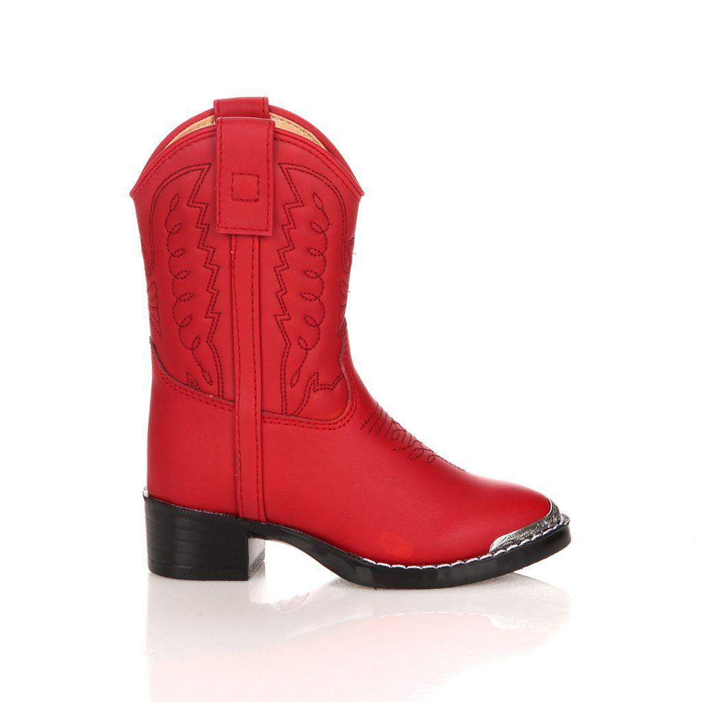 Lil Durango Eagle Baby Cowboy Boots
