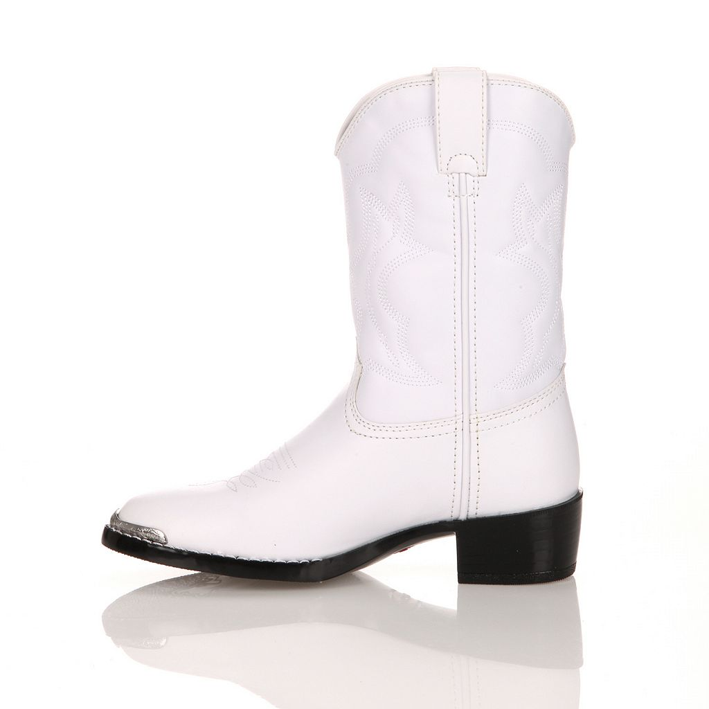 Lil Durango Girls' 6-in. Cowboy Boots