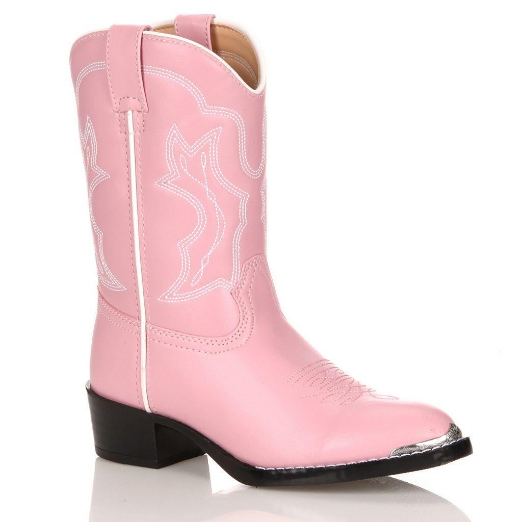 Lil Durango Girls' 6-in. Cowboy Boots
