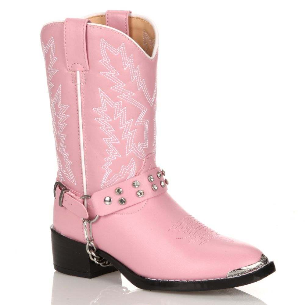 Durango Girls' 10-in. Rhinestone Cowboy Boots
