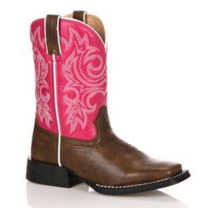 30954a7deea60 Deer Stags Ranch Kids' Western Boots. (1). Regular