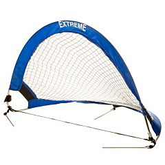 Champion Sports 2-pc. Extreme Soccer Portable Pop-Up Goal Set