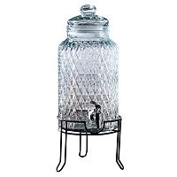 Style Setter Quilted 1.5-Gal. Beverage Dispenser