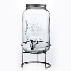 Style Setter Main St. 2-Gal. Beverage Dispenser