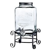 Style Setter Main St. 3-Gal. Beverage Dispenser