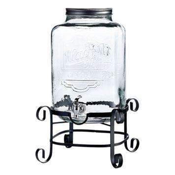 Style Setter Main St. 3-Gal. Beverage Dispenser