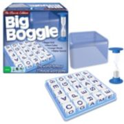 Big Boggle Game by Winning Moves