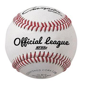 Champion Sports 12-pk. Official League Baseballs